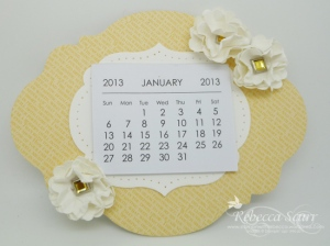 mini calendar 1