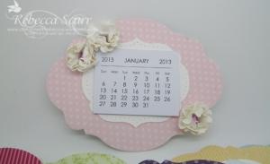 mini calendar 2