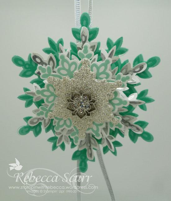 flurry ornament