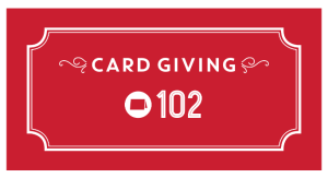 Card Giving