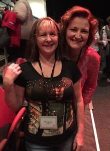 My downline and amazing friend, Margaret