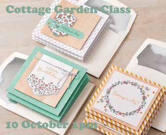 cottage garden class