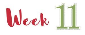12 weeks w11