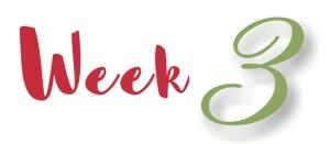 12 weeks w3