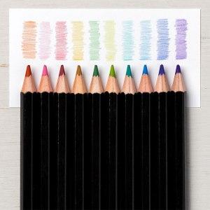 colour your season pencils